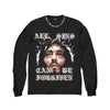 FORGIVEN AIRBRUSH LONGSLEEVE  - MENACE LOS ANGELES - 1