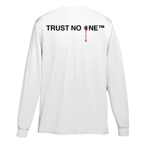 TRUST NO ONE LONGSLEEVE
