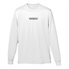 TRUST NO ONE LONGSLEEVE Long-sleeve T-Shirt MENACE Los Angeles Streetwear Clothing