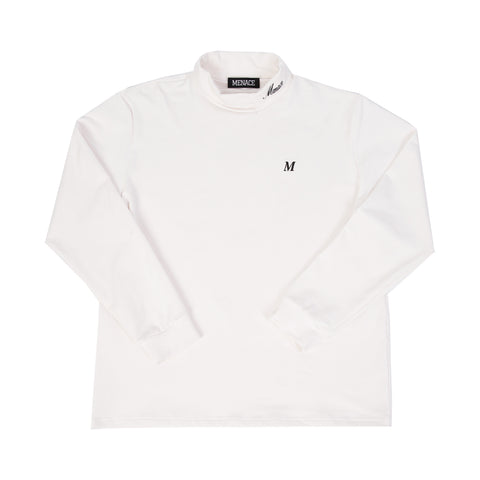 MENACE EMBROIDERED TURTLENECK