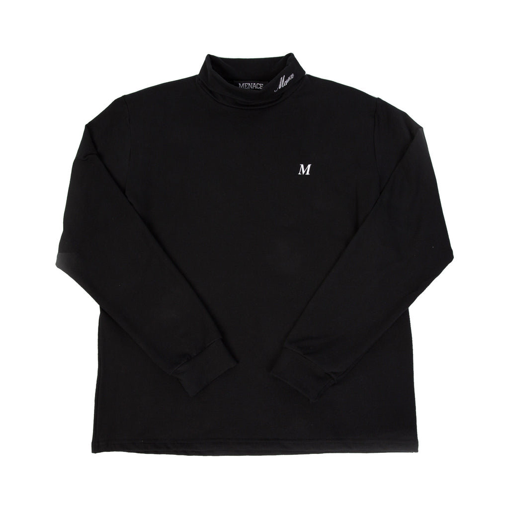 MENACE EMBROIDERED TURTLENECK-Turtleneck-MENACE ®
