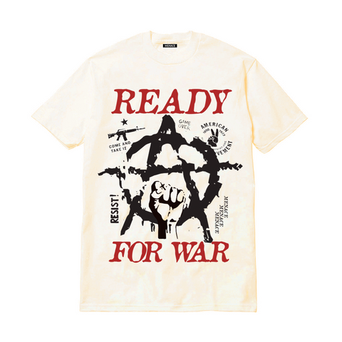 READY FOR WAR TEE