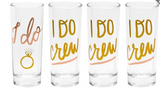 I Do Crew- Glasses