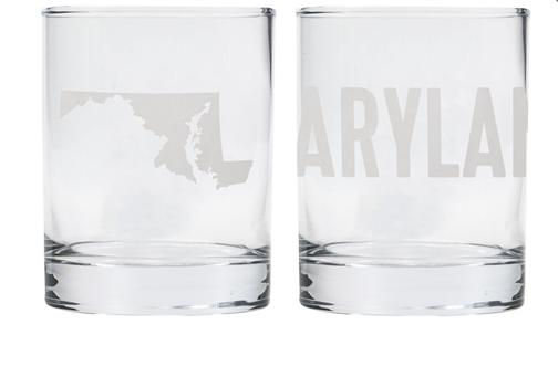 Maryland Glass Set