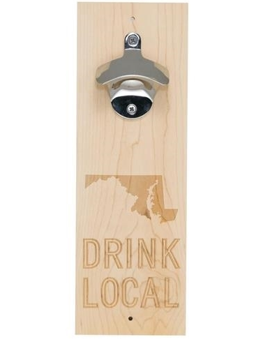 Maryland Bottle Opener