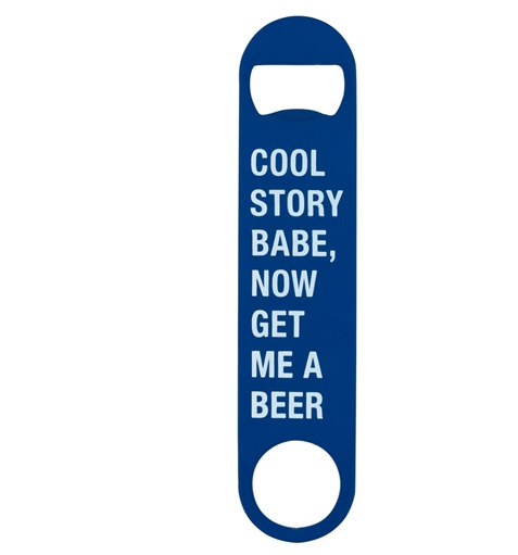 Cool Babe Bottle Opener