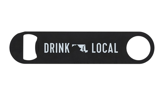 Drink Local Bottle Opener