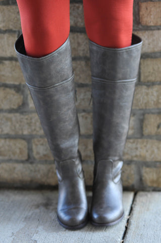 Taupe Tall Timbers Boots