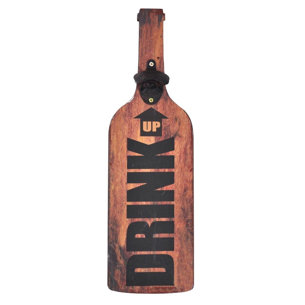 Drink Time Bottle Opener
