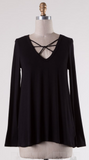 Transitions Top- Black