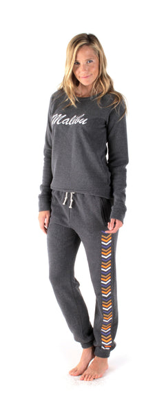 FRANKIE Sweatpant- Dark Grey