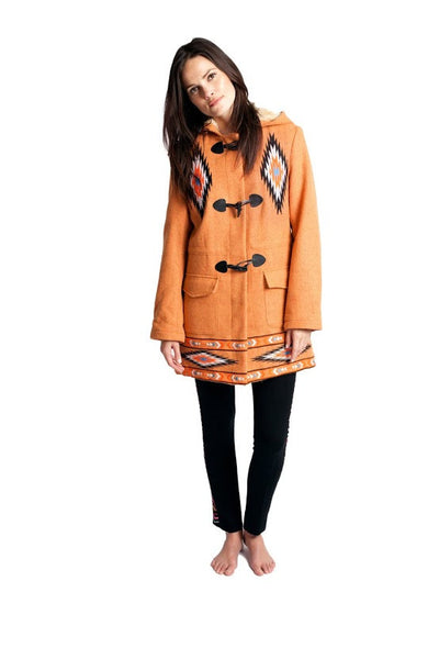JENA Jacket - Pumpkin
