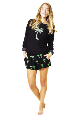BRANDI Sweatshirt - Black