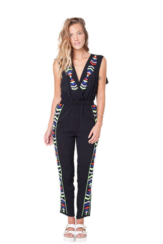 ASHLEY Jumpsuit - Black