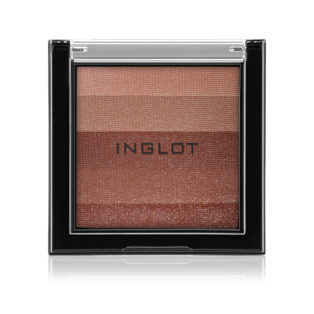 Inglot - multicolour bronzing powder
