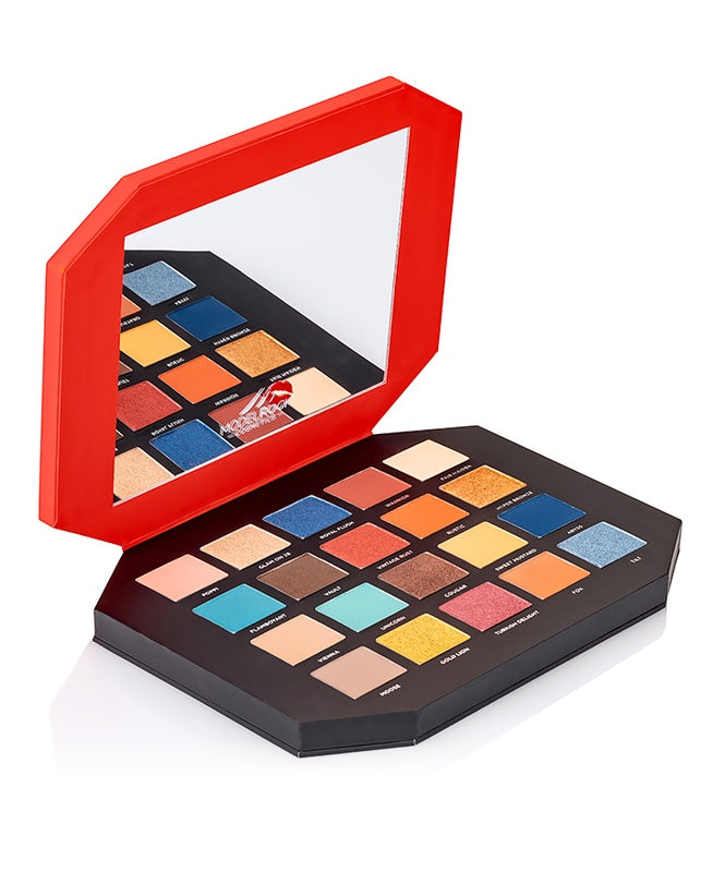 MODELROCK ROCK CHIC EYESHADOW PALETTE VOLUME 1