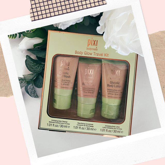 PIXI BODY GLOW TRAVEL KIT