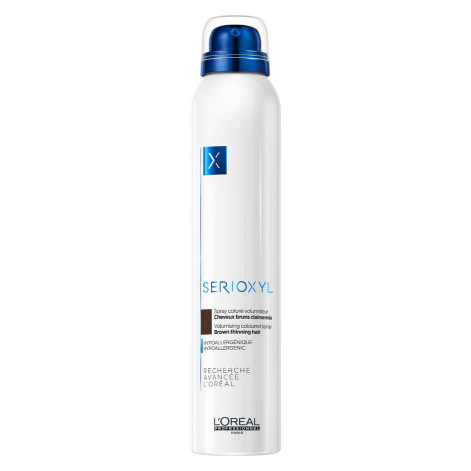 SERIOXYL VOLUMISING AND BODYIFYING COLOURED SPRAY