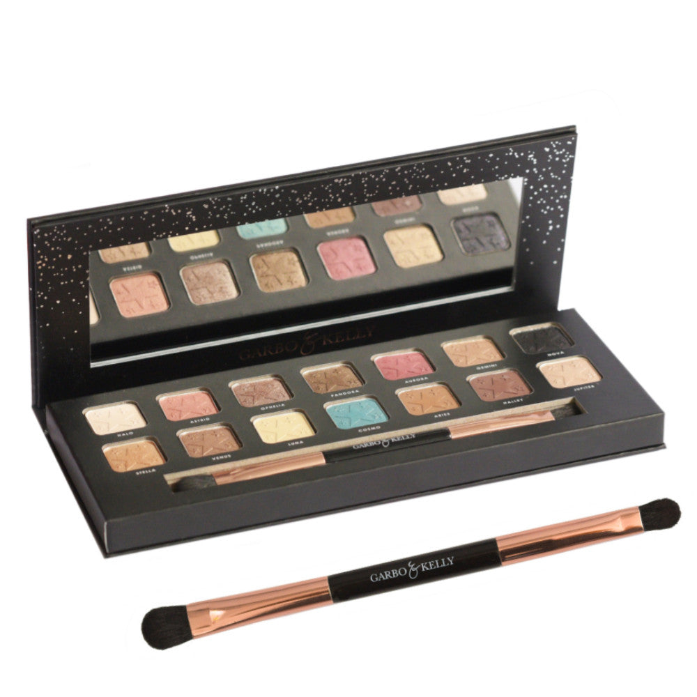 GARBO AND KELLY OVERNIGHT SENSATION EYESHADOW PALETTE