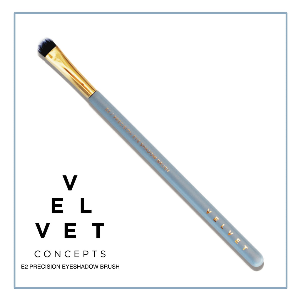 VELVET CONCEPTS EYE/PRECISION EYE SHADOW BRUSH