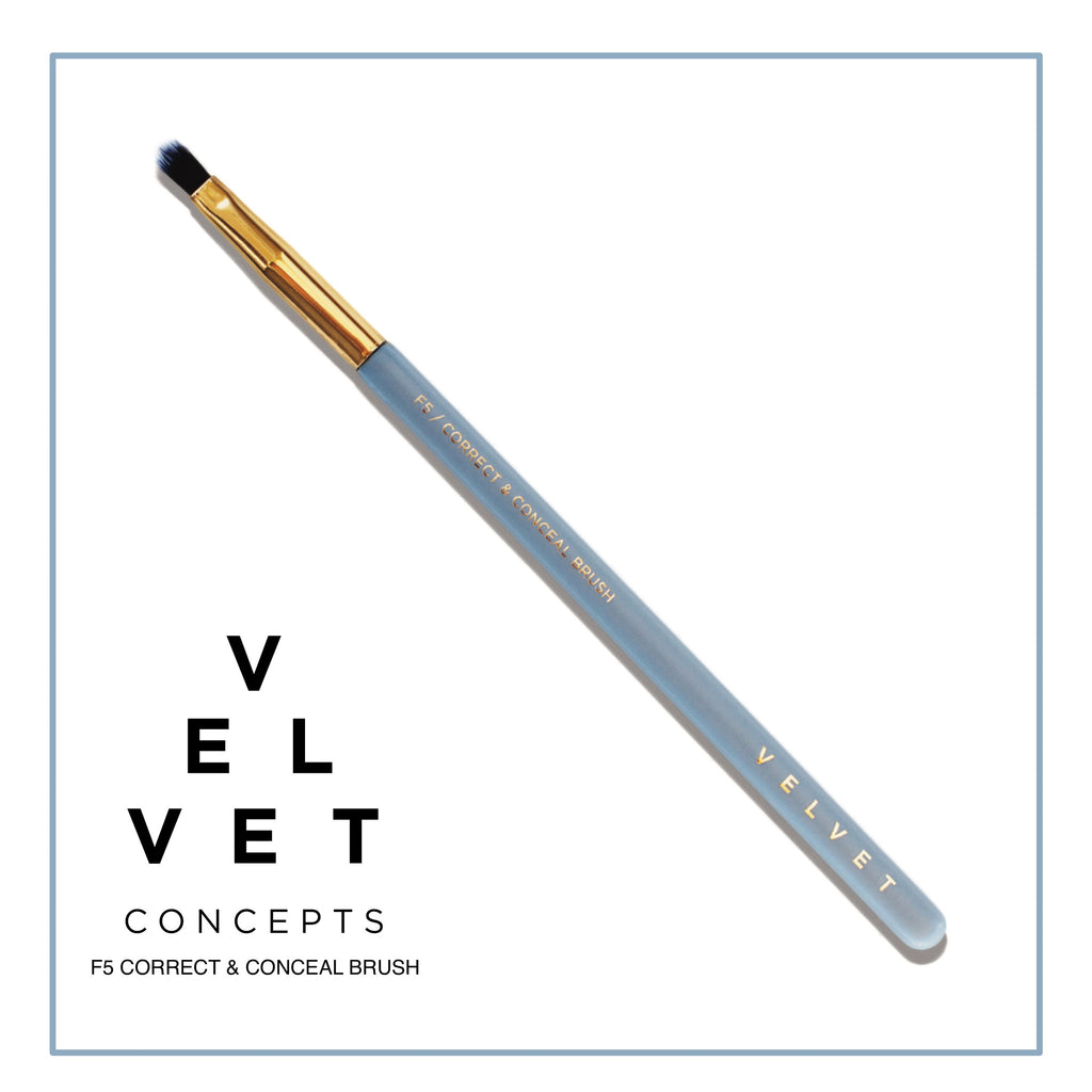VELVET CONCEPTS FACE/CORRECT AND CONCEAL BRUSH