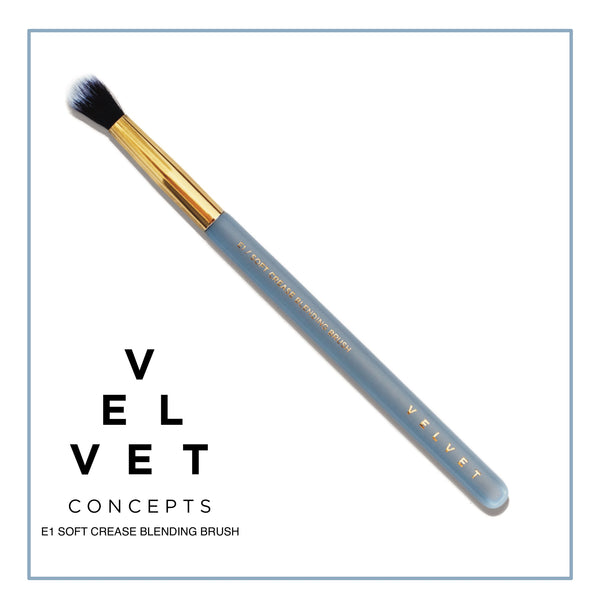 VELVET CONCEPTS EYE/SOFT CREASE BLENDING BRUSH