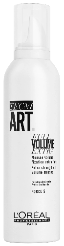 Loreal - Techni art - full volume extra mousse