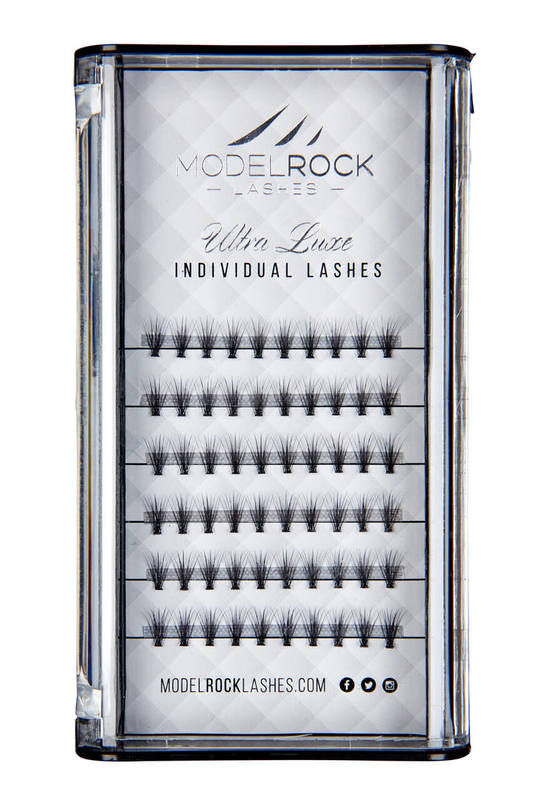 MODELROCK ULTRA LUXE INDIVIDUAL LASHES