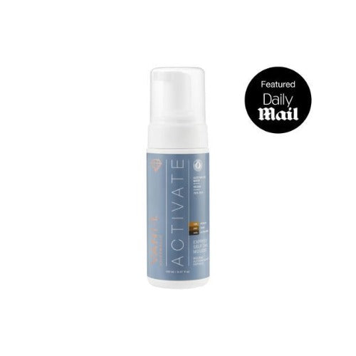 VANI-T ACTIVATE EXPRESS SELF TAN MOUSSE