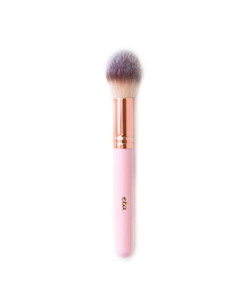 Ela - tapered blush brush - C05