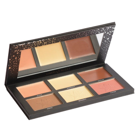 Garbo and Kelly Instagirl Powder and Cream Contour Kit