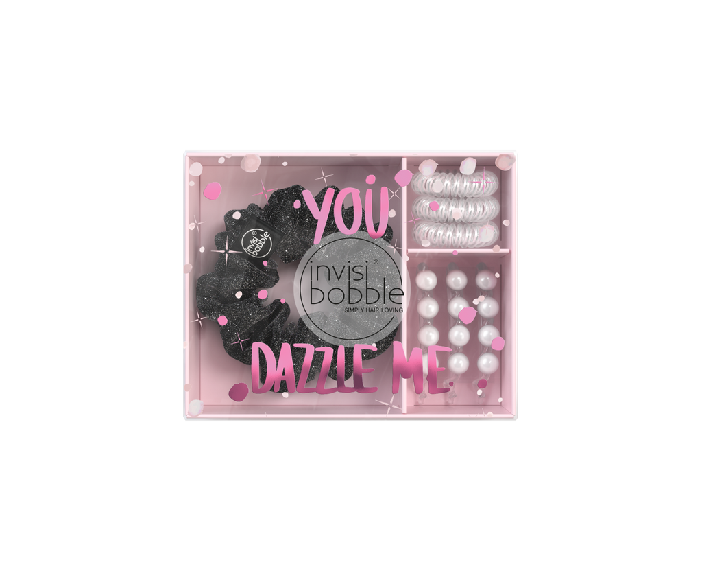 Invisibobble - you dazzle me trio