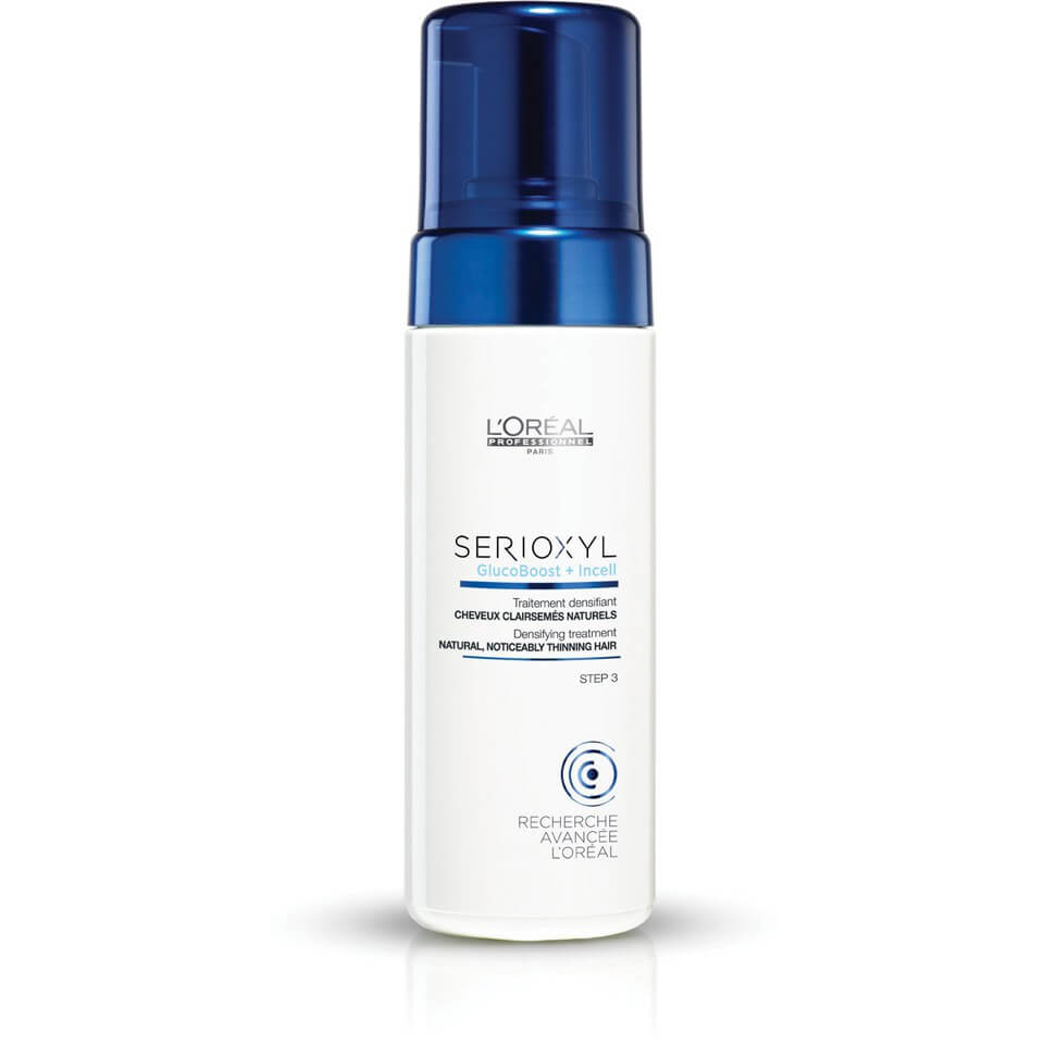Loreal - Seioxyl - densifying mousse - natural hair