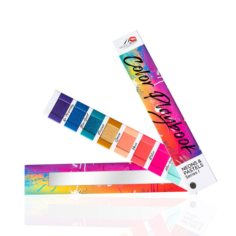 GRAFFITI COLLECTION Eyeshadow Palette Neons & Pastels