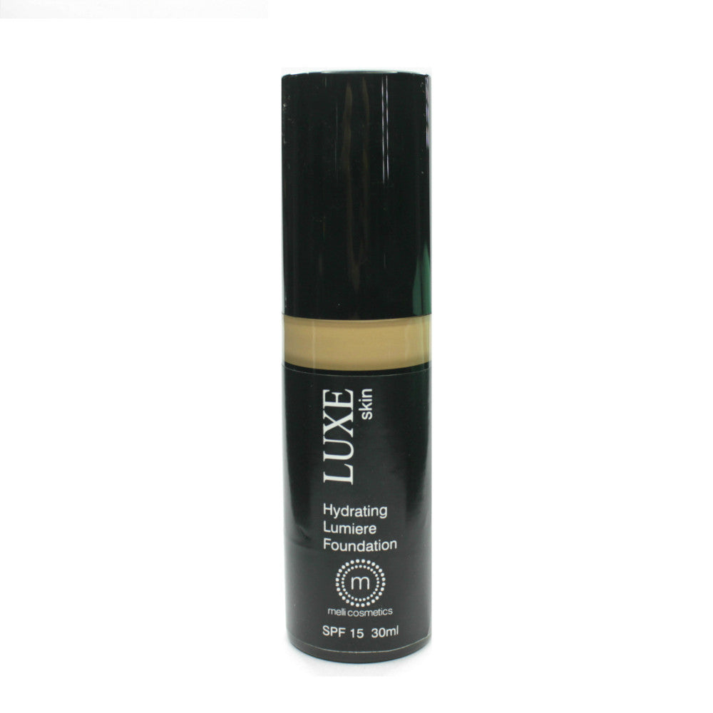 MELLI COSMETICS LUXE FOUNDATION