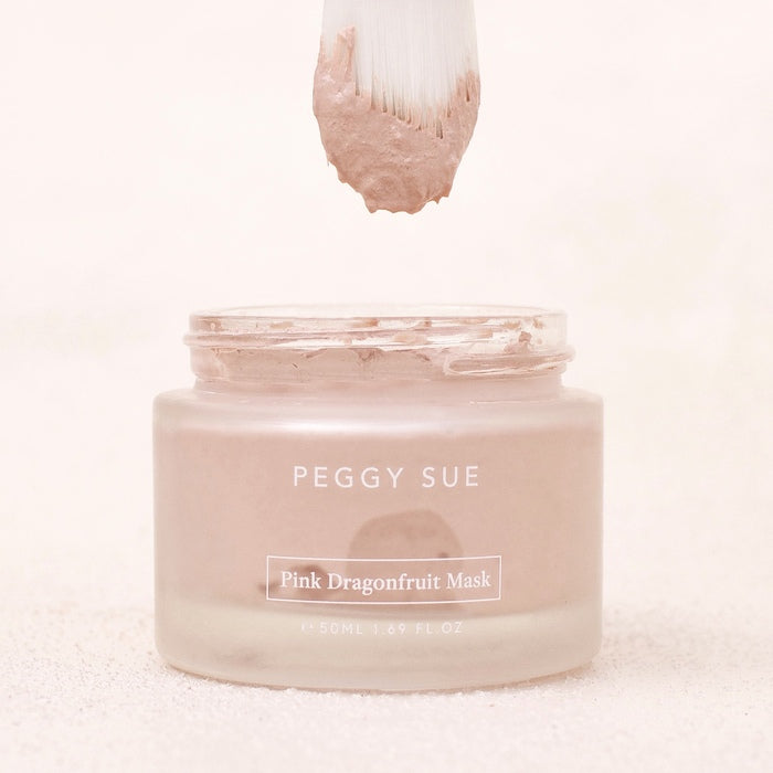 PEGGY SUE - Pink Dragon Fruit Mask