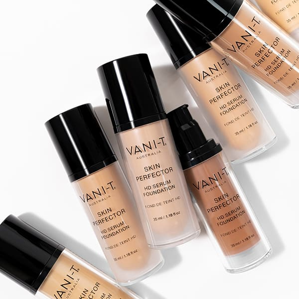 VANI-T LIQUID HD SERUM  FOUNDATION