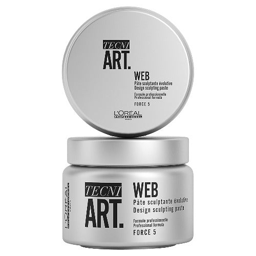 LOREAL TNA WEB DESIGN SCULPTING PASTE