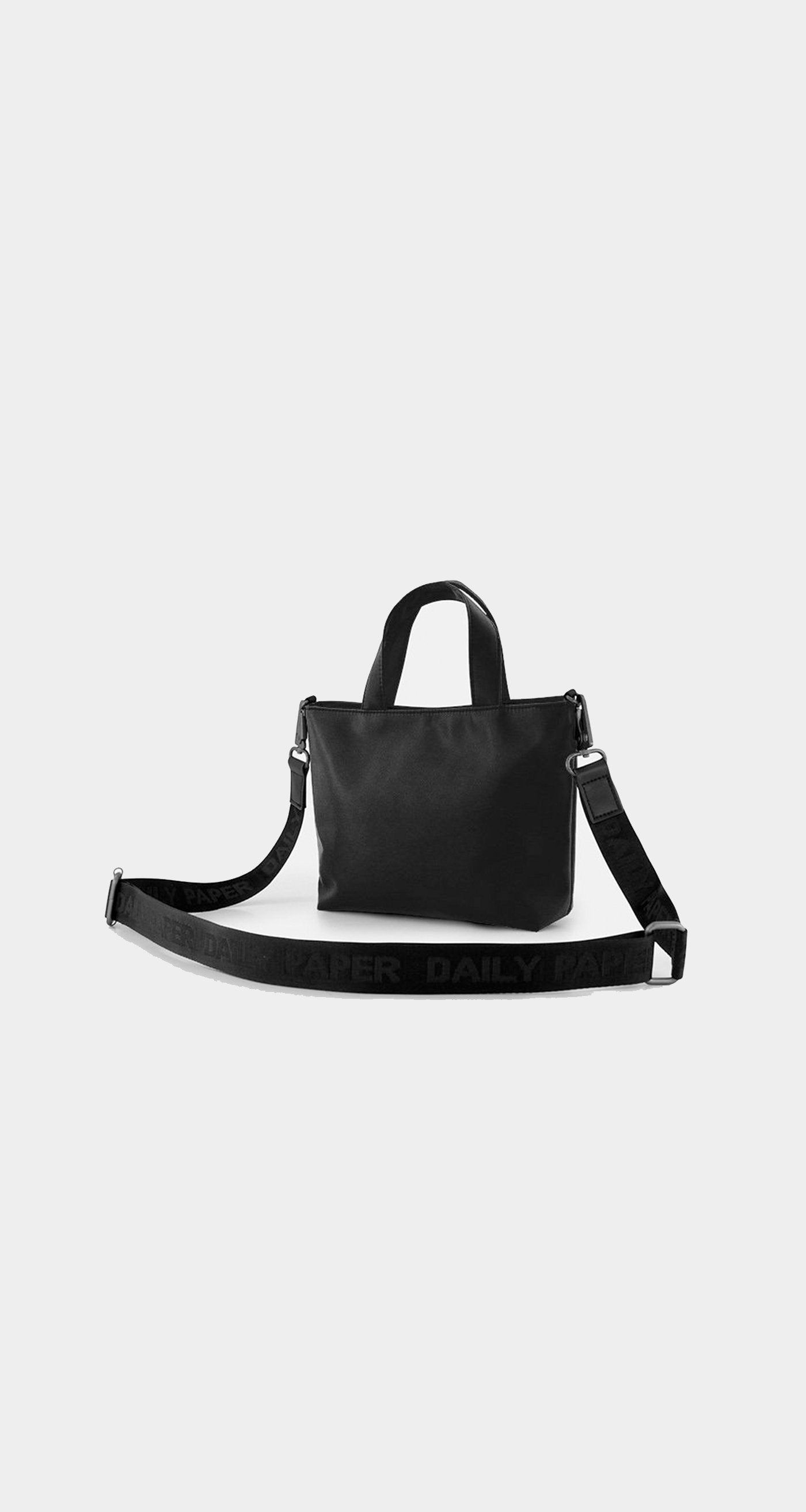 Daily Paper - Black Etiny Bag - Rear