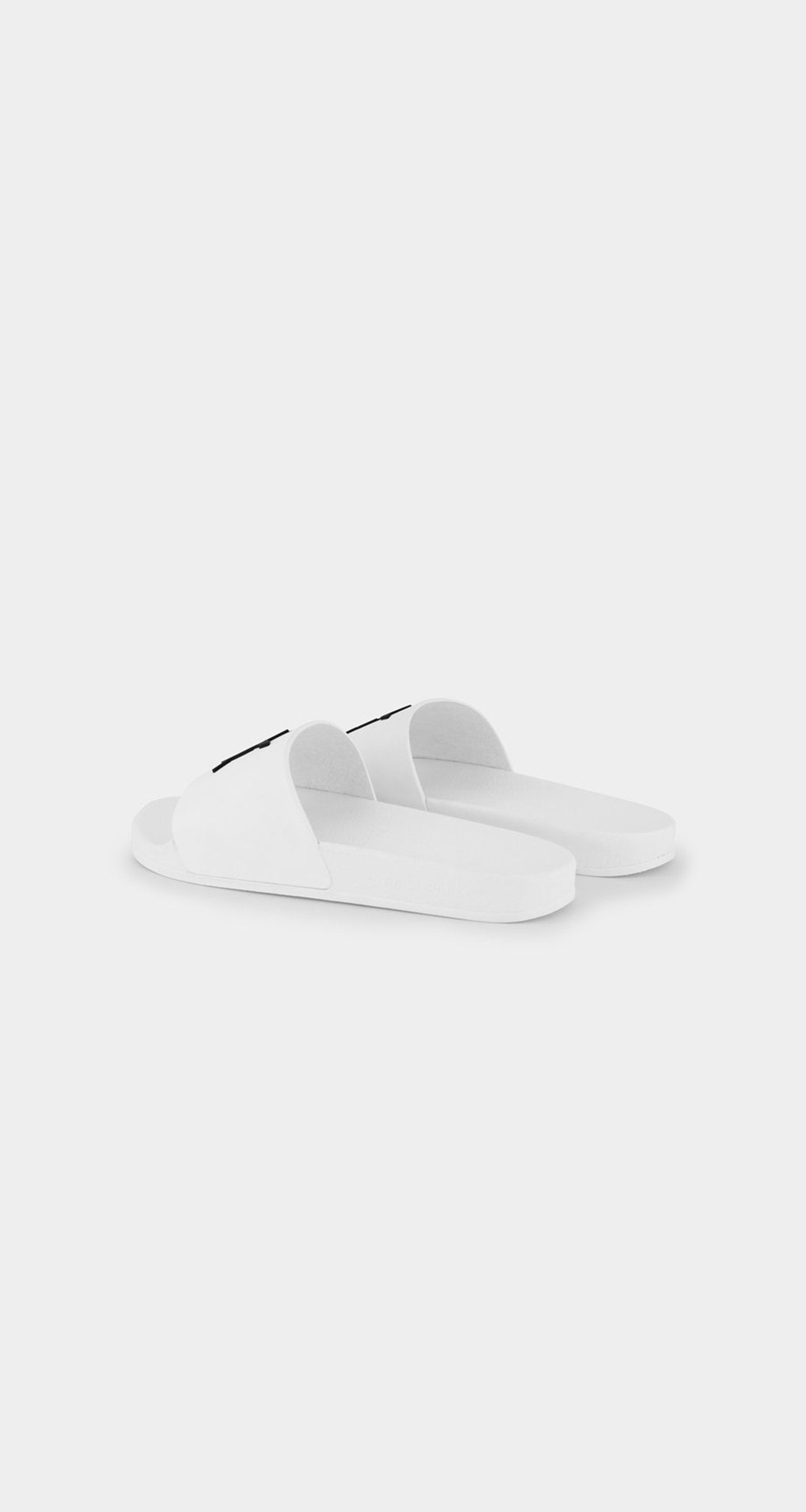 Daily Paper - White Reslider Sandals