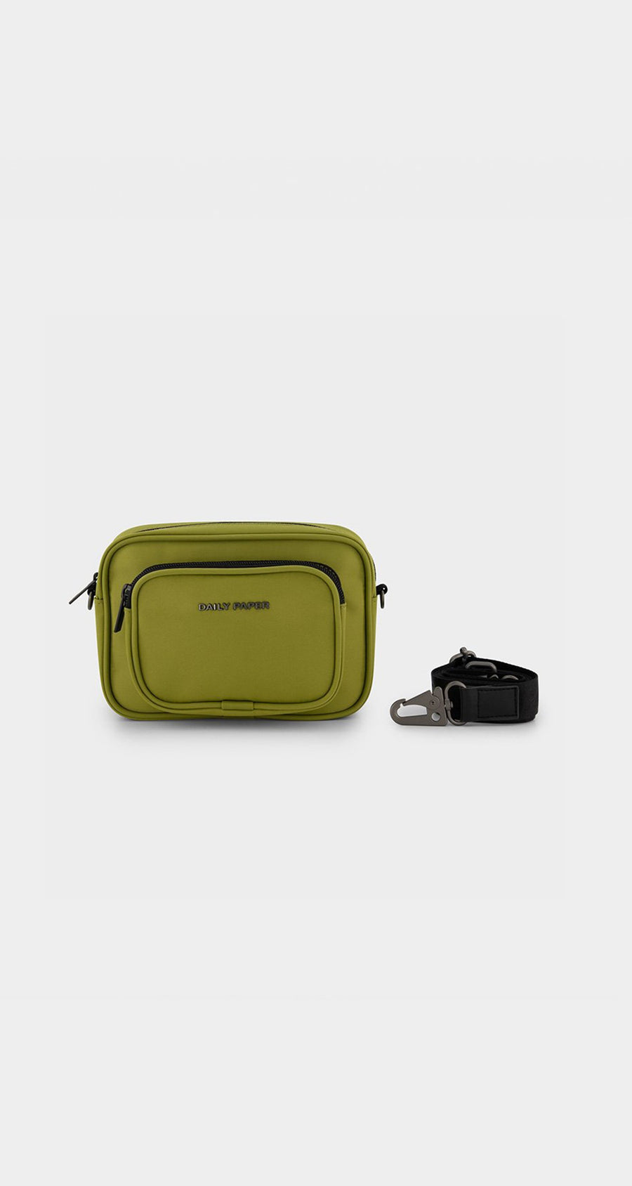 Daily Paper - Forest Green Ehamea Bag - Front