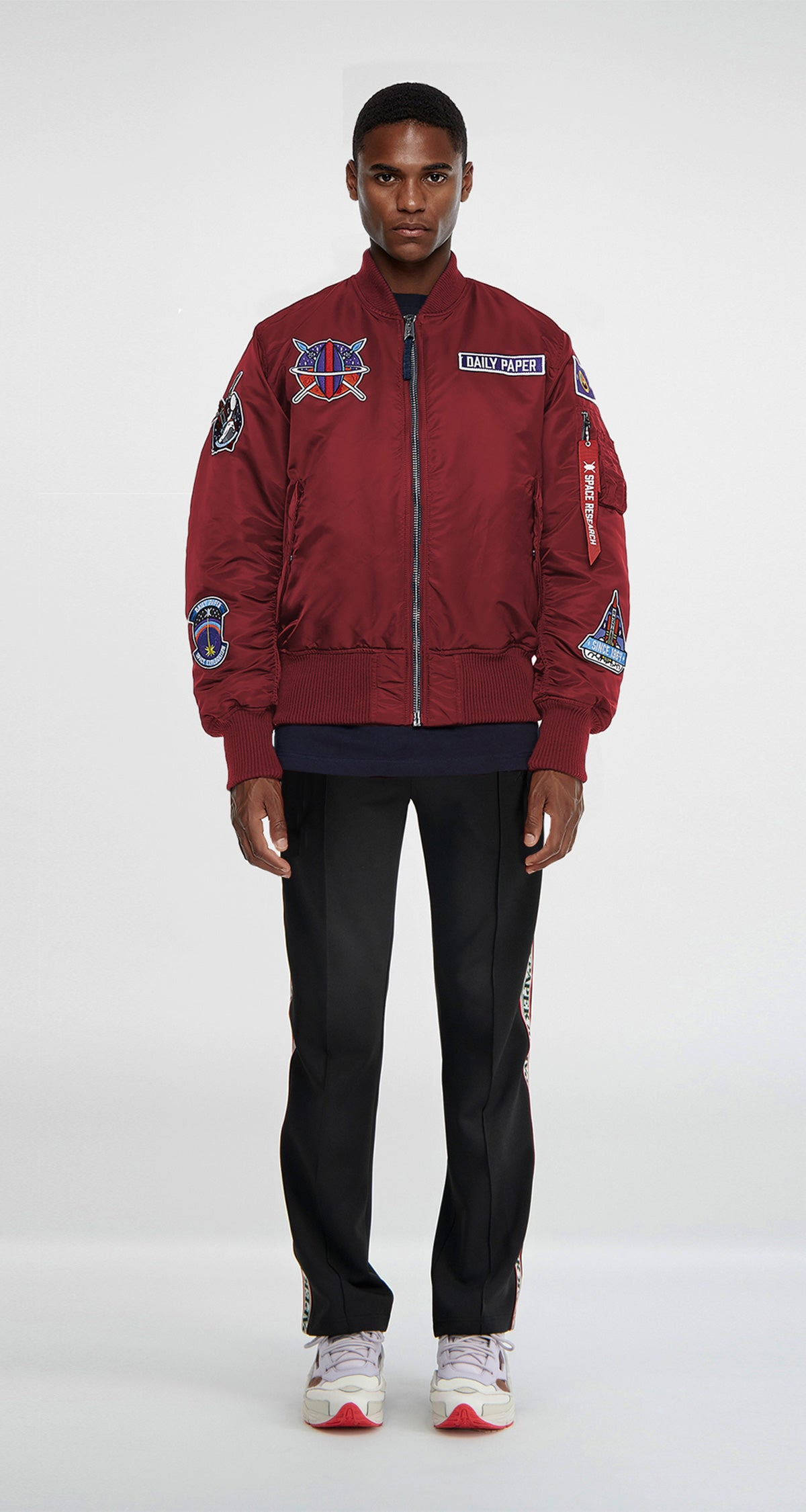 Daily Paper - Alpha Industries Space Bomber