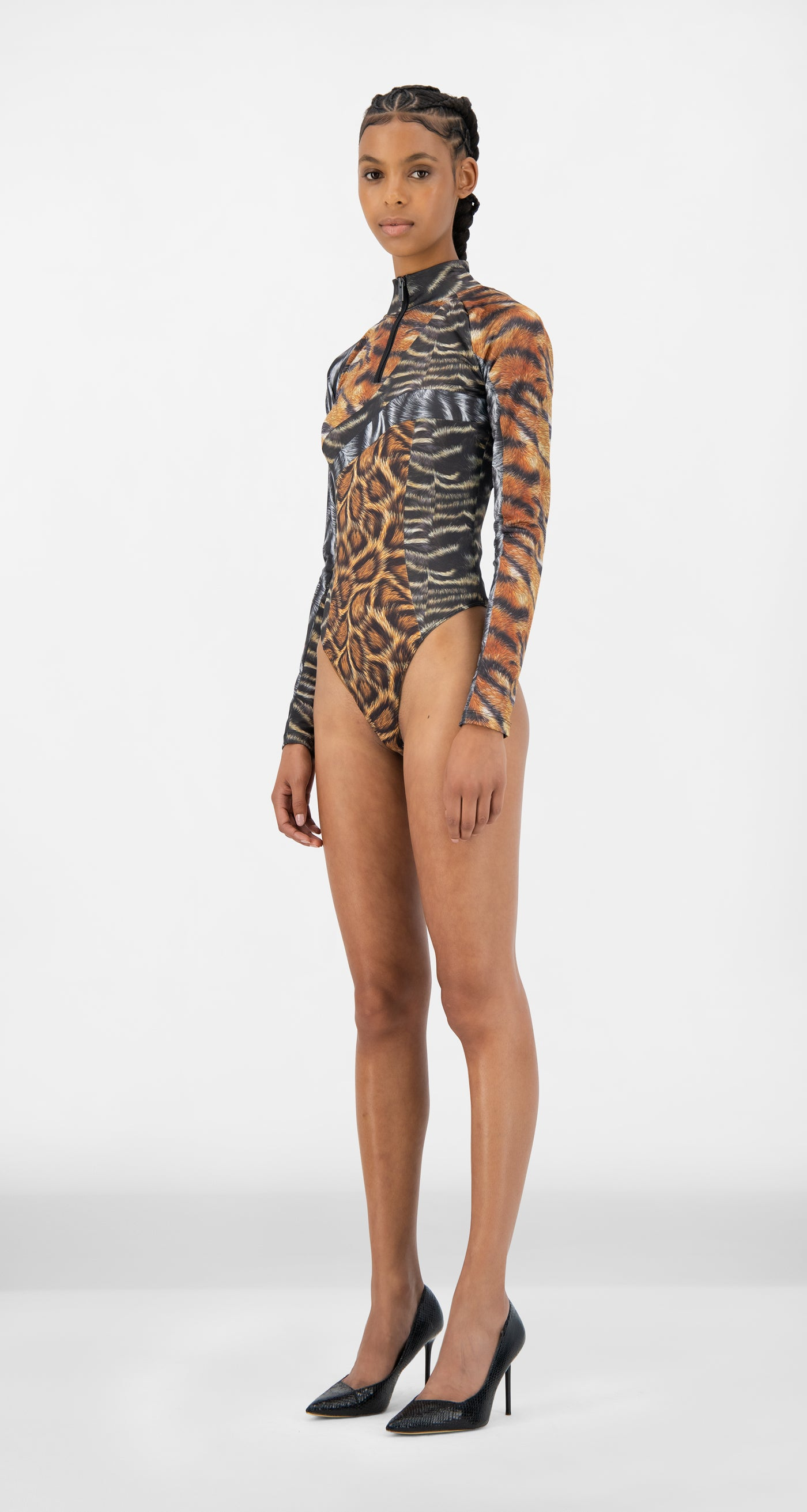 Daily Paper - Animal Print Jody Body - Women