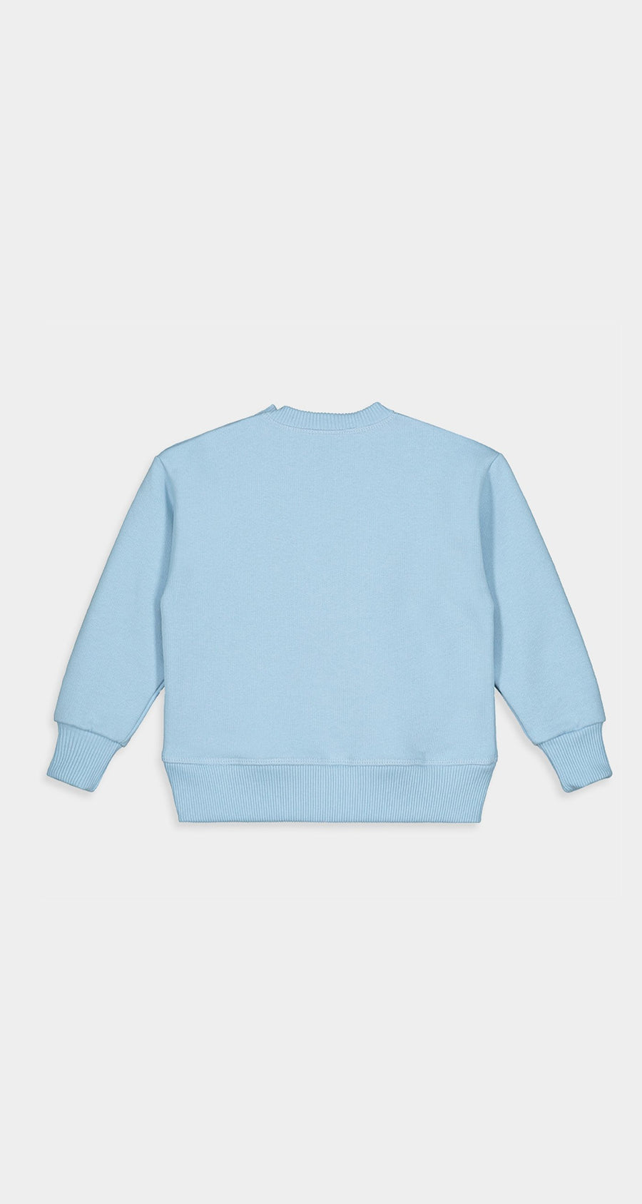 Daily Paper - Blue Kids Alias Sweater Rear