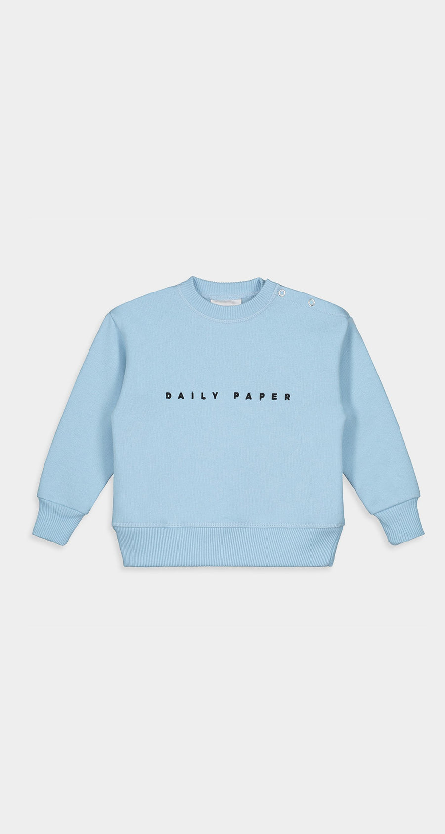 Daily Paper - Blue Kids Alias Sweater Front