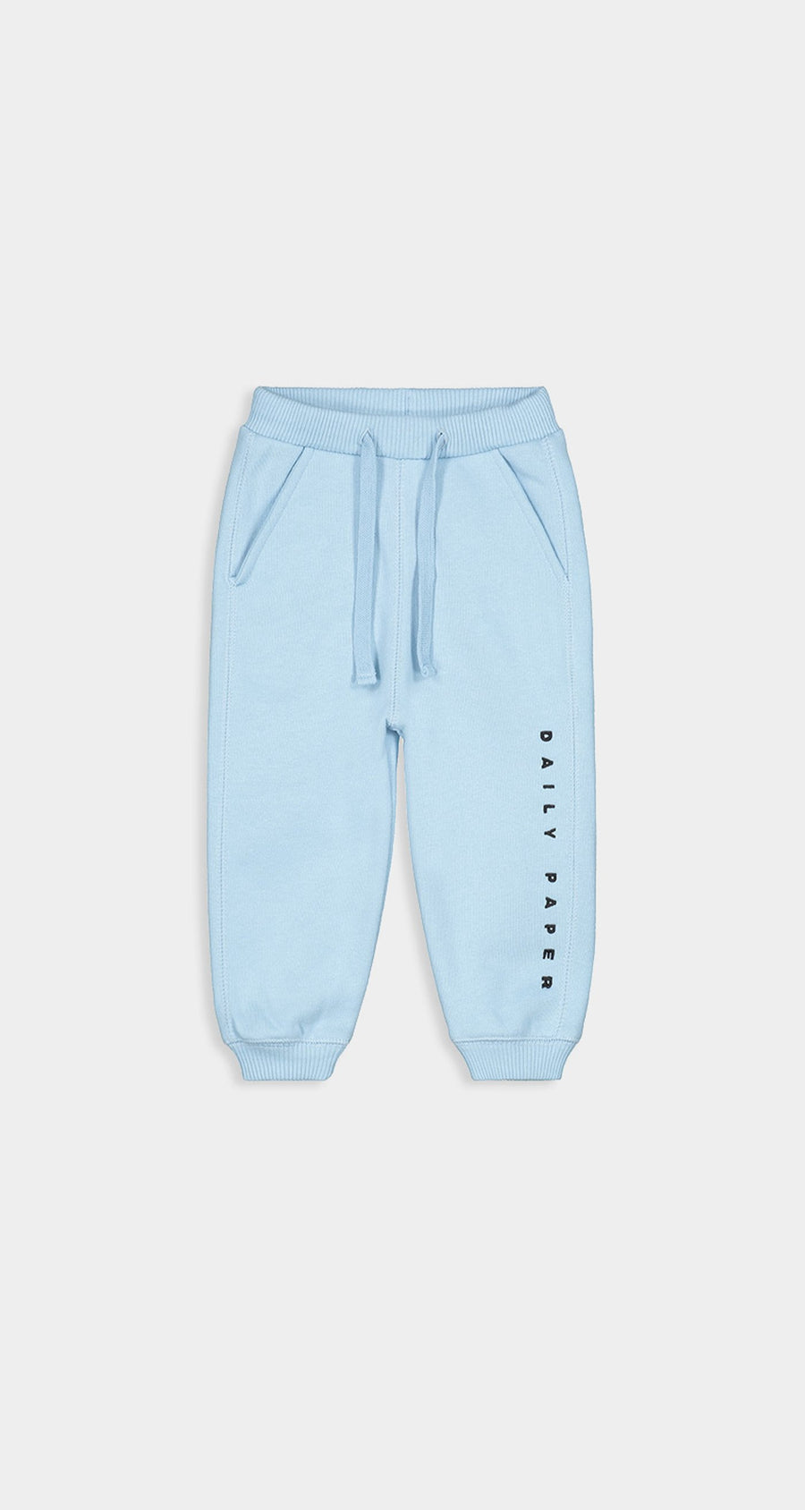 Daily Paper - Blue Kids Alias Sweatpants Front