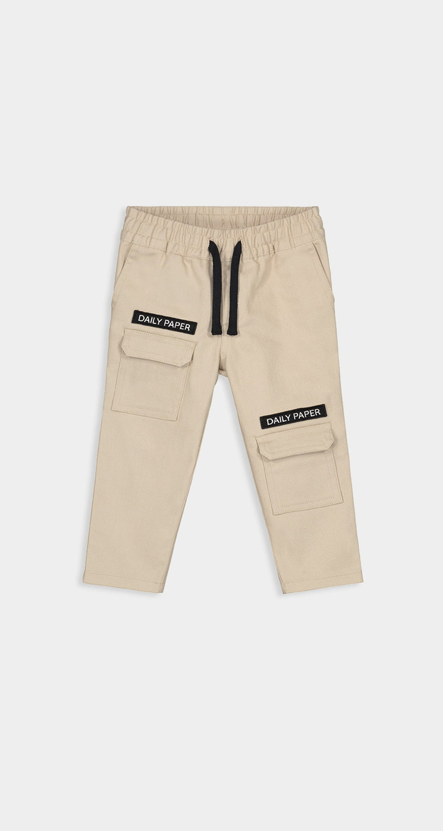 Daily Paper - Beige Kids Cargo Pants Front