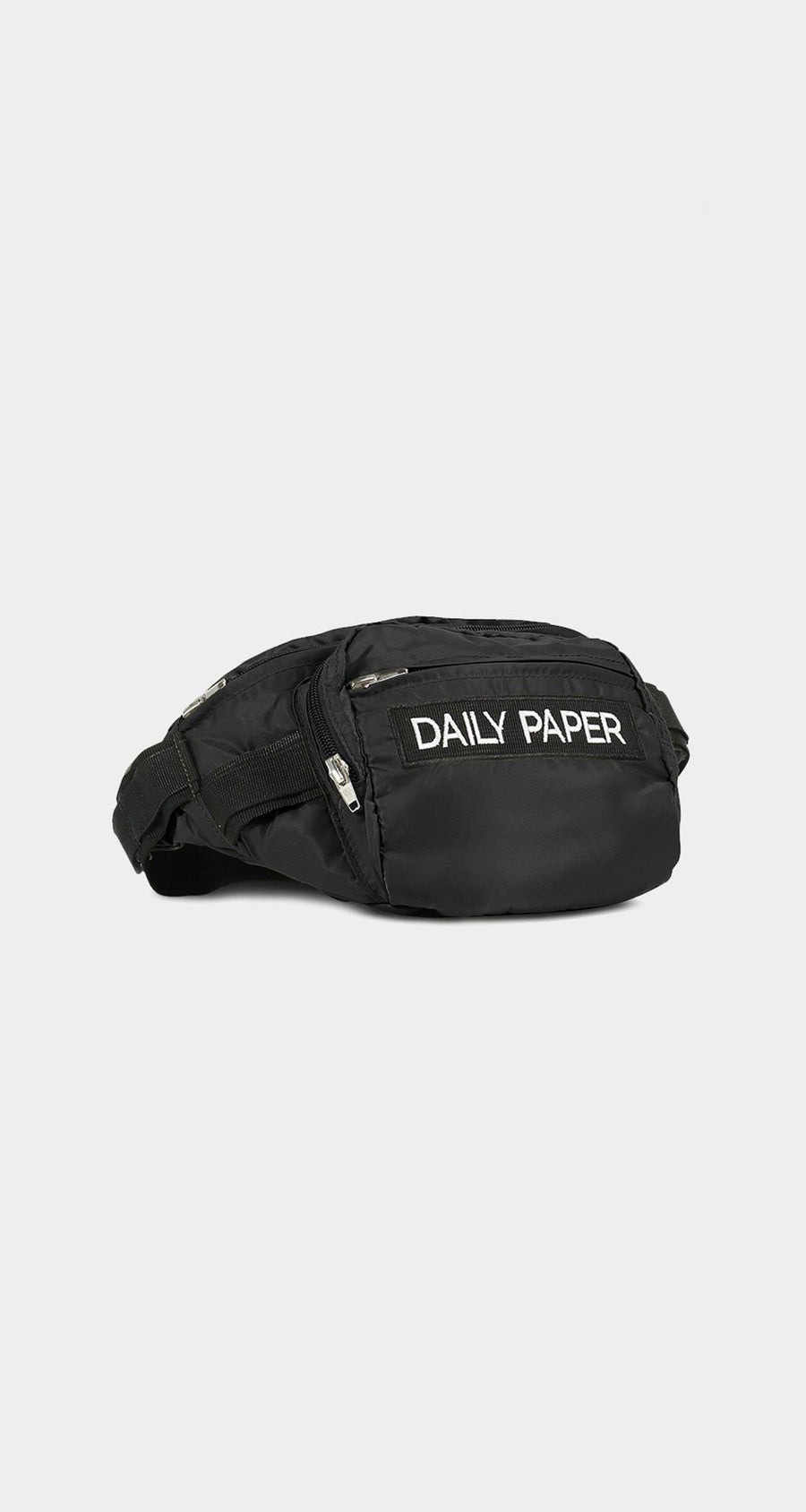 Daily Paper - Waist Pack Black Front