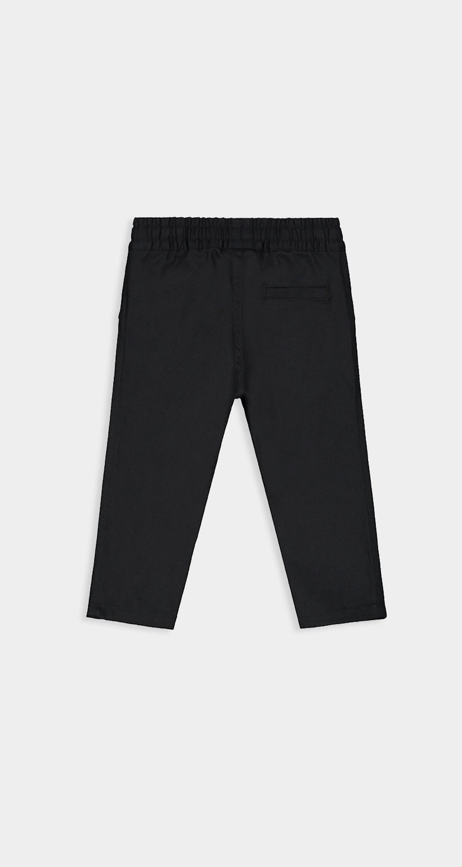 Daily Paper - Black Kids Cargo Pants Rear