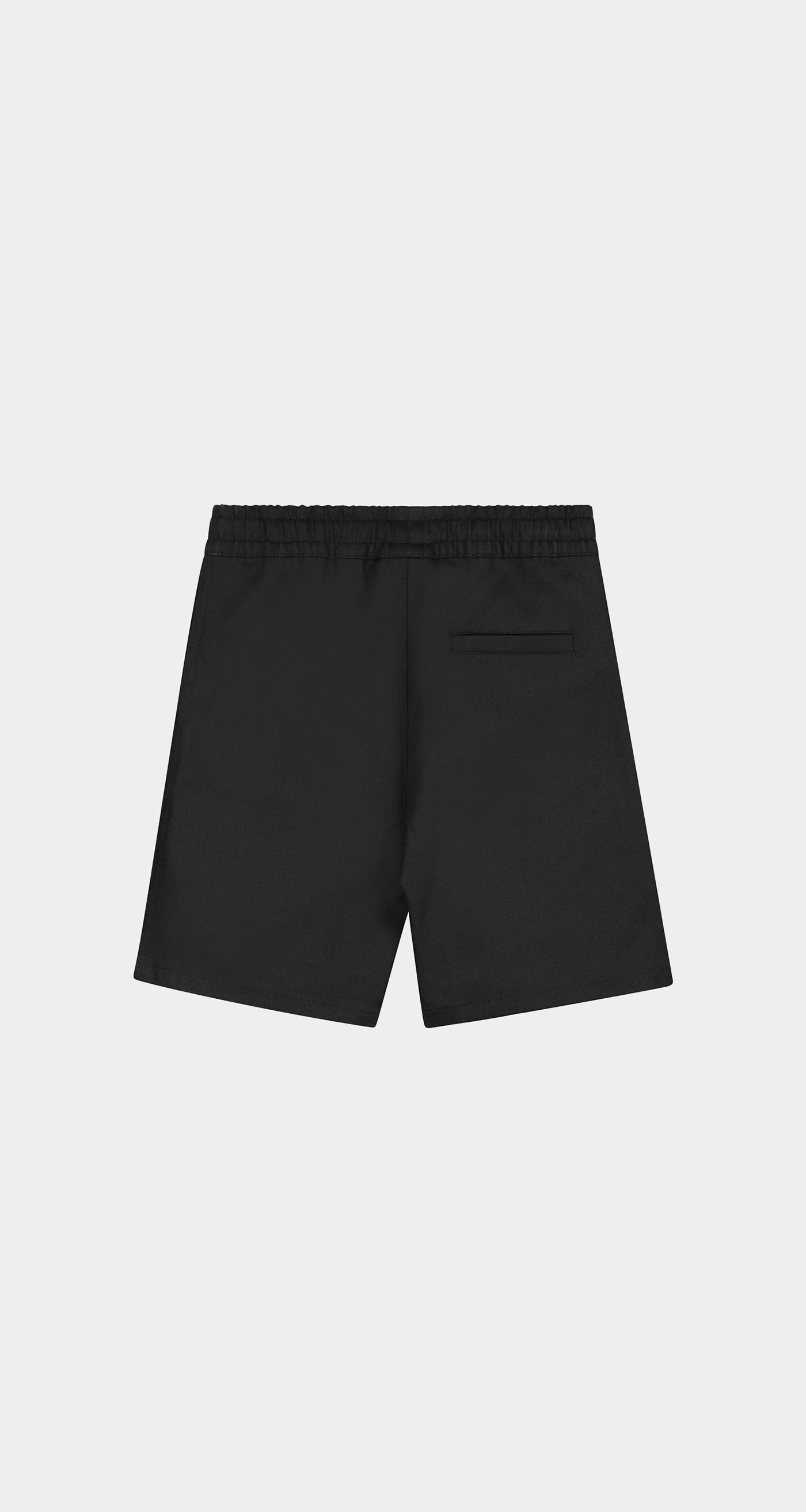 Daily Paper - Black Kids Cargo Shorts - Rear